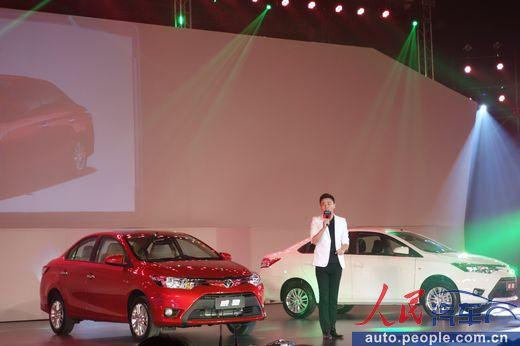 国产化率已达98% 新威驰上市6.98万元起售
