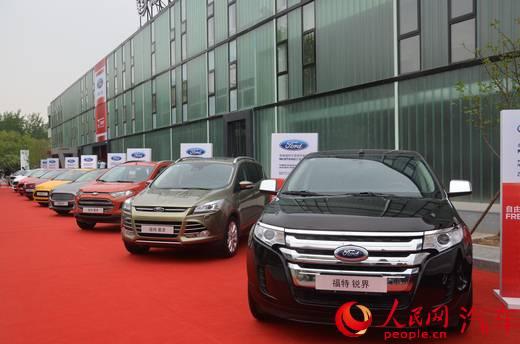 福特全系车型-福特Mustang 2015年正式登陆中国市场高清图片
