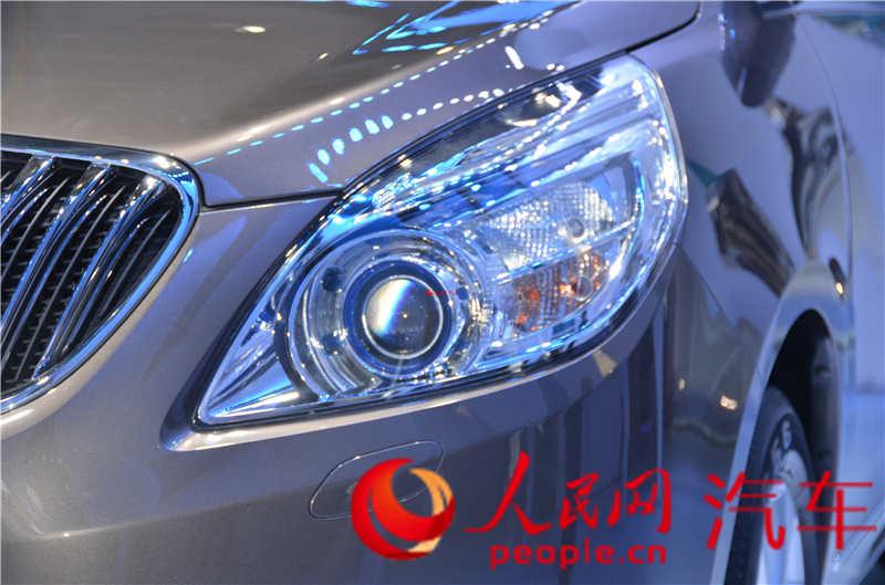 别克g18 人民网直击2014北京国际车展【7】