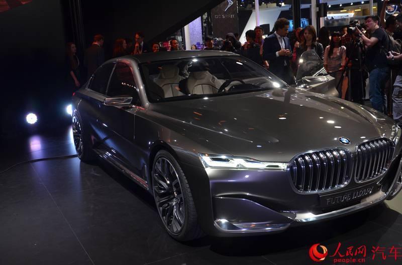 2014北京车展 BMW Future Luxury豪华概念车图片