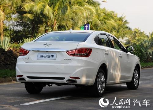 5t发动机 预计十月上市 海马汽车将推新一代福美来m5 或售价8万元起