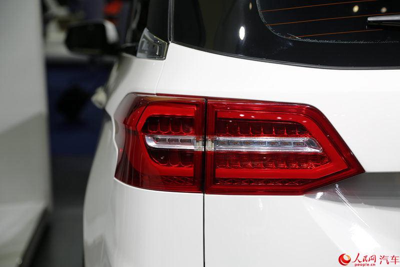 上海国际车展 五菱宏光S3首发
