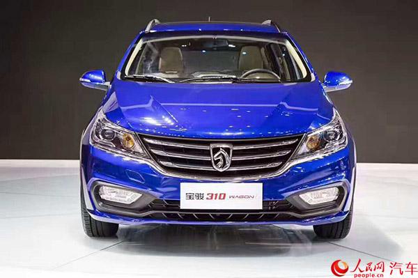 上汽通用五菱两款全新车型上海车展首发高清图片