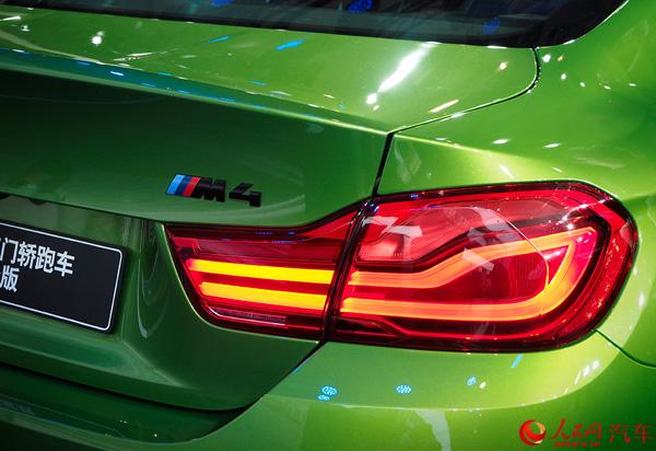 宝马m3,m4车迷限量版正式亮相 3系m运动耀夜版年内开售