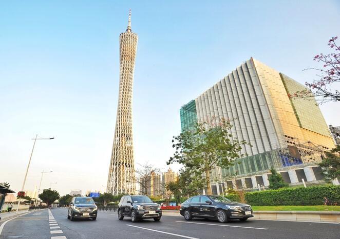 广汽传祺担任2017《财富》全球论坛官方指定用车