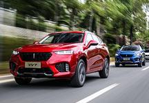 人民网试驾WEY VV7/VV5WEY旗下两款产品取得了月销双双过万的成绩,成为首个在15-20万区间月销破2万的中国豪华SUV品牌。