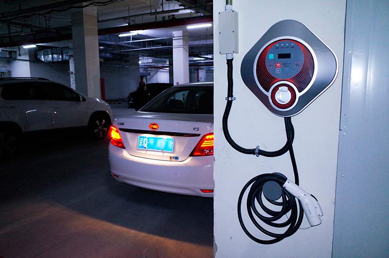 新能源车使用情况调查
