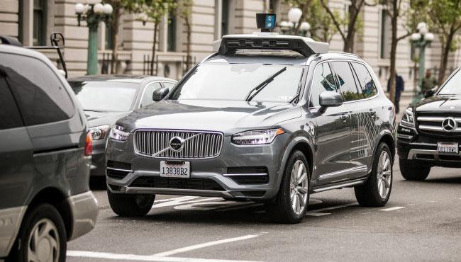 优步确认自动驾驶汽车撞人事件由软件失误引起