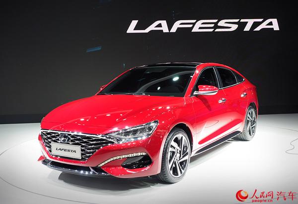 北京现代全新轿车或9月投产 专供中国市场