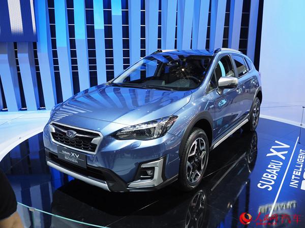 斯巴鲁成都车展阵容曝光 新款XV混动等车型将发布