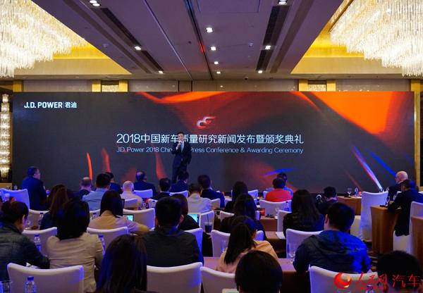 新上市车型问题增多J.D.Power发布中国新车满意度研究
