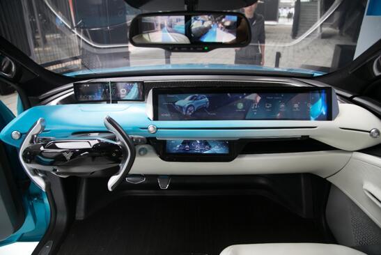 智能出行 合众亮相世界互联网大会--人民网汽车--人民