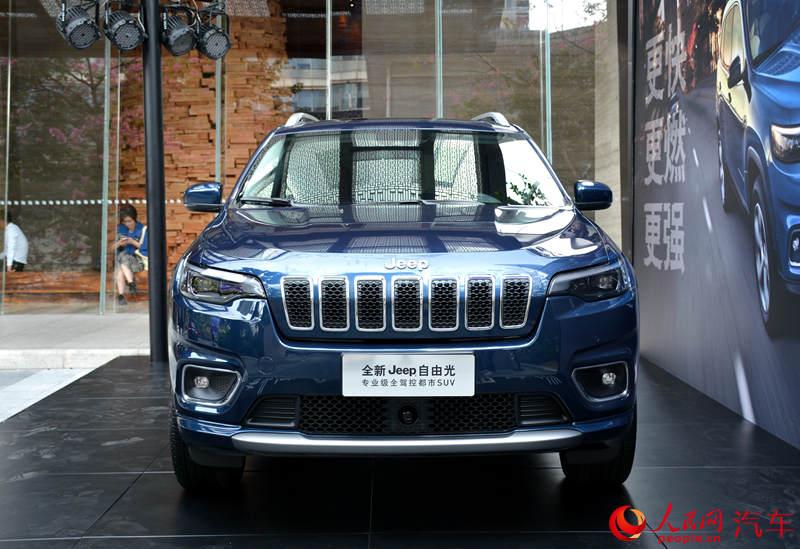 组图:全新 Jeep 自由光正式亮相