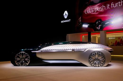 自2009年起,雷诺已推出6款电动汽车,以22%的市场占有率和三分之一的市
