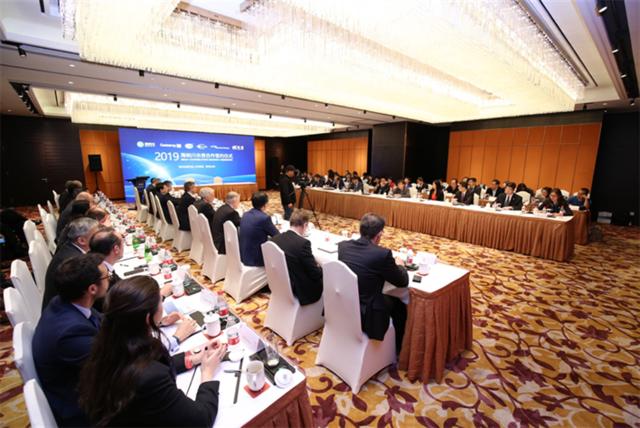 海纳川与国内外知名零部件企业达成多项合作
