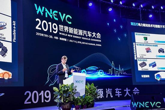 傅乐希:电动汽车是一场马拉松未来寻求与更多中国企业的合作
