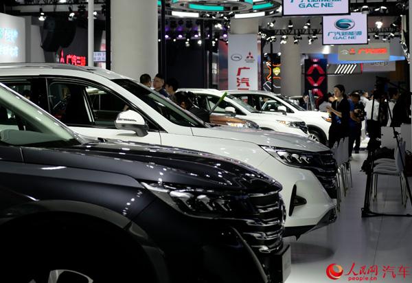 """铺垫""""金九银十""""成都车展映射汽车消费趋势"""
