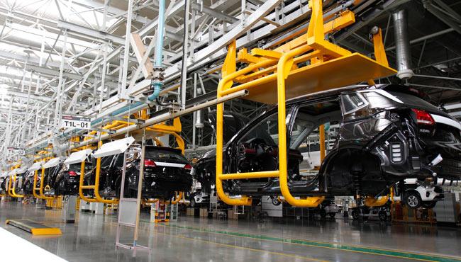 工业利润降幅逐季收窄 汽车回暖制造业由负转正