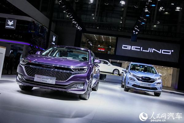 2019广州车展直击:BEIJING品牌携全系新车亮相