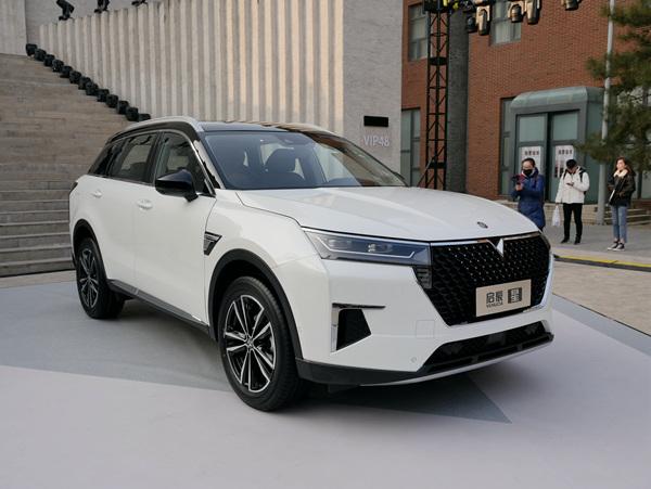 12月6日, 启辰品牌旗下全新车型启辰星正式发布