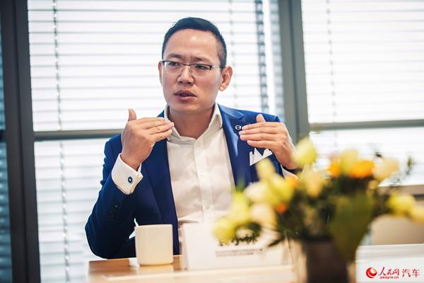 袁小林:沃尔沃体系逐步完善 十年持续给消费者带来价值
