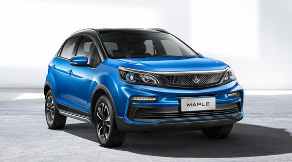 吉利重押中低端新能源市场 发布新品牌枫叶汽车