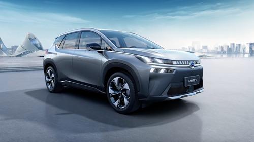 广汽新能源推出智能SUV埃安V最高续航600公里