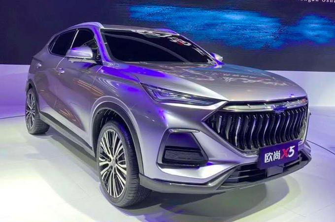 长安欧尚X5亮相将于2020年年内推向市场