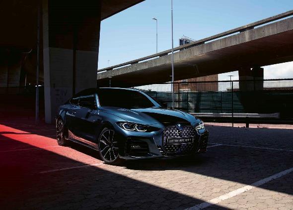 全新BMW4系双门轿跑车中国首发即日起全国经销商可接受预订