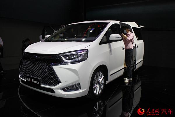 """江淮瑞风L6MAX正式上市采用""""refine""""车标"""