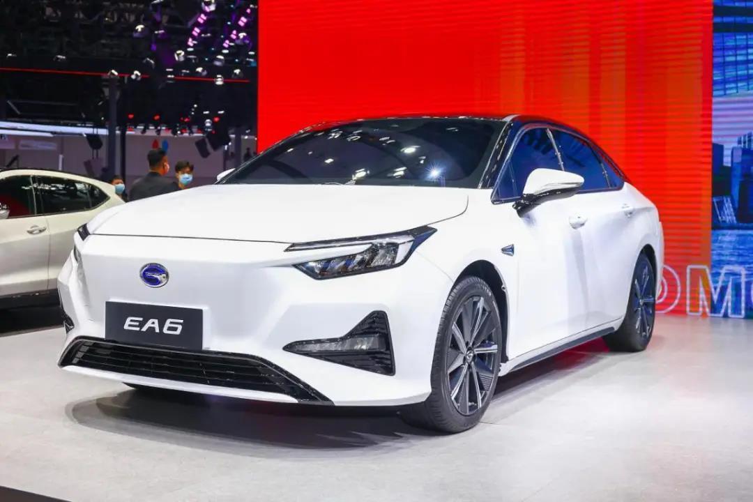 电动化战略提速 广汽本田首款纯电轿车EA6发布 --人民网汽车--人民网