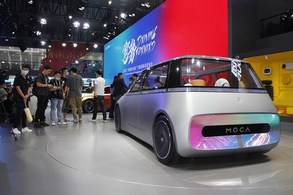 新能源车观察:透视广州车展上