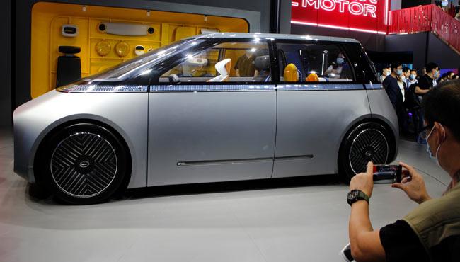 新能源车观察湖南棋牌开发公司有哪些:透视广州车展上的竞争新格局