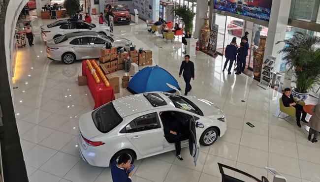 工信部正规送分棋牌大平台:努力推动汽车消费和产业的双升级