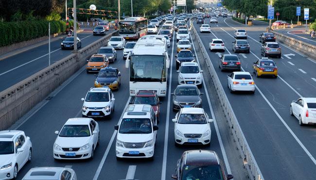 北京小客车指标2021年配额10万个