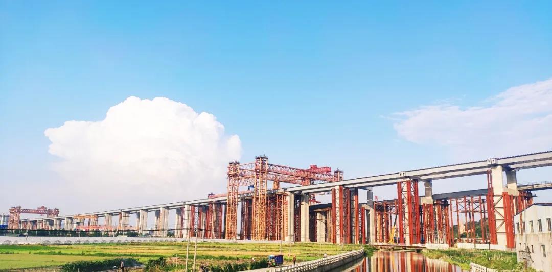 瓯江北口大桥计划2021年底贯通建成后甬台温复线将实现全线通车