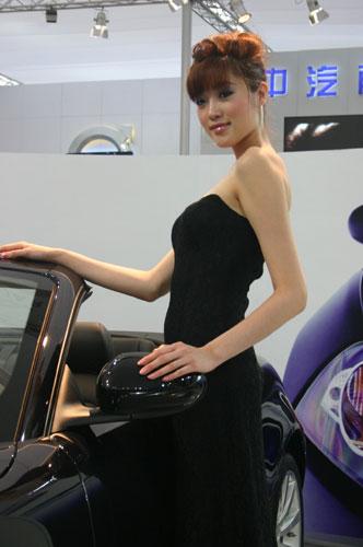 2006广州国际汽车v国际美丽视频之十四飞车模僵图片