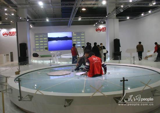 北京国际汽车展览会――厂商展台提前看
