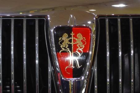 唱响北京车展,荣威品味细节高清图片