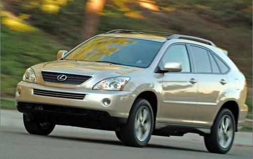 最摩登的SUV:  阿库拉 RDX-组图 福布斯杂志2007年度十佳SUV评选高清图片