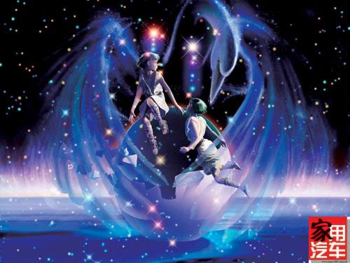 双子座(5月22日~6月21日)主宰行星:水星属性:风相星座&