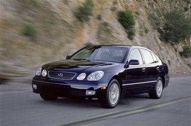 2004款凌志车-别克与凌志并列 最可靠轿车排行榜 头名图片