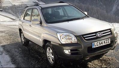 起亚国产SUV狮跑10月上市 预售价16 23万高清图片