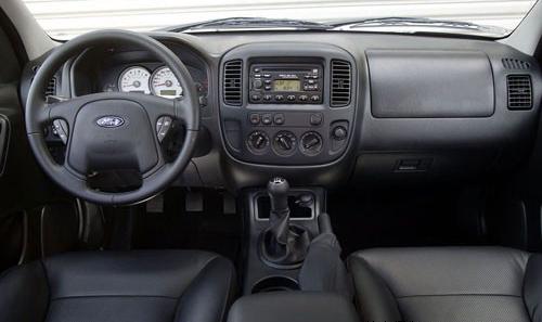 福特翼虎内饰-最多差三倍 国内外车型售价差异之SUV高清图片