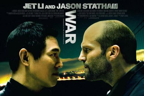 李连杰与杰森·斯坦森联袂上演《游侠》