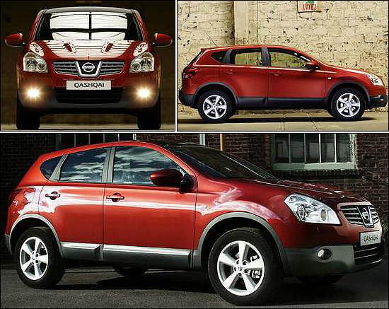 东风日产SUV将首产Qashqai 多图详细解析高清图片