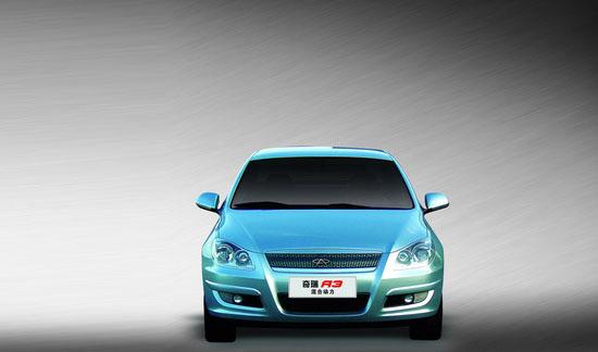 新能源汽车受鼓励 国内混合动力车型一览高清图片