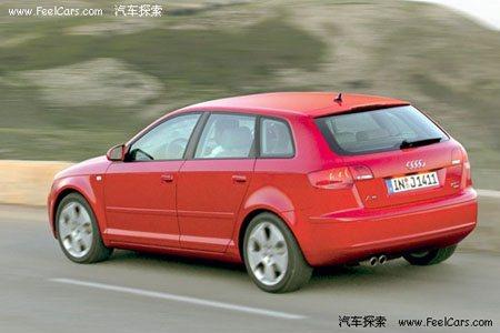 两厢车新势力 奥迪a3全方位对比宝马1系列高清图片