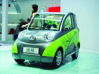 汽车设计呈四大流派 大车小车齐上阵高清图片