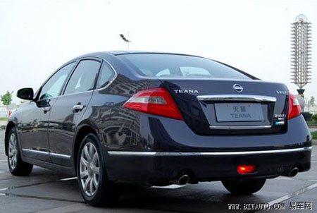 新天籁配置曝光 八款车型最低售价18.18万起高清图片